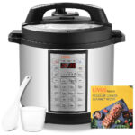 6 Quart multy presssur cooker